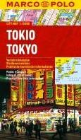 Marco Polo Tokyo Cityplan -Stadsplattegrond 1:15 000