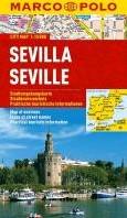 Marco Polo Sevilla Cityplan -Stadsplattegrond 1:15 000