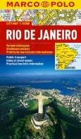 Marco Polo Rio de Janeiro Cityplan -Stadsplattegrond 1:15 000