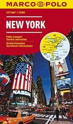 Marco Polo New York Cityplan -Stadsplattegrond 1:15 000