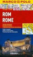Marco Polo Rome Cityplan -Stadsplattegrond 1:15 000