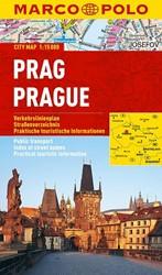 Marco Polo Praag Cityplan -Stadsplattegrond 1:15 000