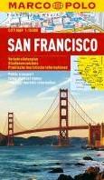 Marco Polo San Francisco Cityplan -Stadsplattegrond 1:15 000