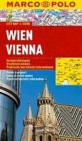 Marco Polo Wenen Cityplan -Stadsplattegrond 1:15 000