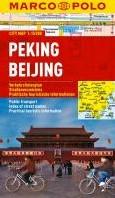 Marco Polo Beijing/Peking Cityplan -Stadsplattegrond 1:15 000