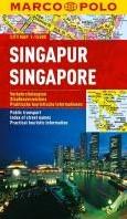 Marco Polo Singapore Cityplan -Stadsplattegrond 1:15 000