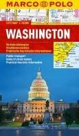 Marco Polo Washington Cityplan -Stadsplattegrond 1:15 000