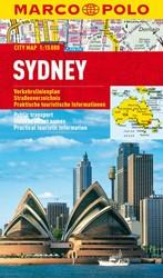 Marco Polo Sydney Cityplan -Stadsplattegrond 1:15 000