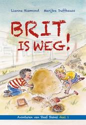 Brit is weg! Biemond, Lianne