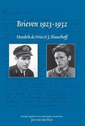 Brieven 1923-1932 Hendrik de Vries en J. Vries, Hendrik de
