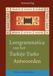 Leergrammatica van het Turkije-Turks ant -BOEK OP VERZOEK Sag, Armand