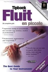 Tipboek fluit en piccolo Pinksterboer, Hugo