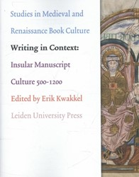 STUDIES IN MEDIEVAL AND RENAISSANCE BOOK -INSULAR MANUSCRIPT CULTURE 500 -1200