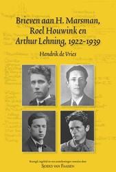 Brieven aan H. Marsman, Roel Houwink en Vries, Hendrik de