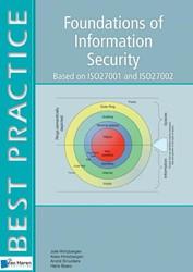 Best practice Foundations of IT security -based on ISO27001 en ISO27002 Hintzbergen, Jule