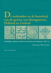 De oorkonden en de kanselarij van de gra -schriftelijke communicatie tij dens een personele unie: Heneg Camp, Valeria van