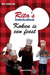 Rita?s kinderkookboek koken is een feest -eenvoudig kookboek voor de beg innende kinderkok (vanaf 8 jaa Aalderink, Rita