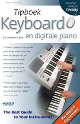 Tipboek Keyboard en digitale piano Pinksterboer, Hugo