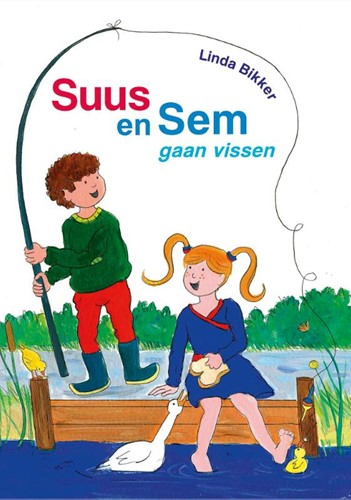 Suus en Sem gaan vissen Bikker, Linda