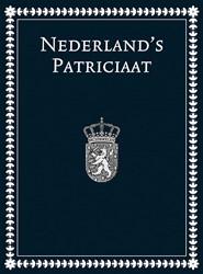Nederland's Patriciaat 95 (2016/201 Clercq, Daan de