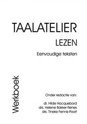 Taalatelier -lezen Stigter, I.