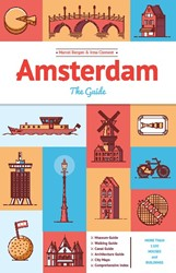 Amsterdam The Guide -the guide Bergen, Marcel