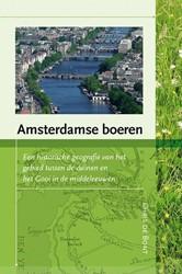 Amsterdamse boeren -een historische geografie van het gebied tussen de duinen en Bont, Chris de