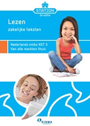 Lezen zakelijke teksten -van alle markten thuis Bonhoffer, Mariken