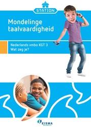 Station -Nederlands vmbo Bonhoffer, Mariken