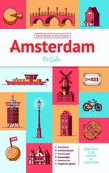Amsterdam -de gids Bergen, Marcel