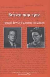 BRIEVEN 1919-1952. HENDRIK DE VRIES EN C -BRIEFWISSELING HENDRIK DE VRIE S EN CONSTANT VAN WESSEM, 1919 VRIES, HENDRIK DE