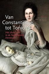 Van Constantijntje tot Tonio -het dode kind in de Nederlands e literatuur