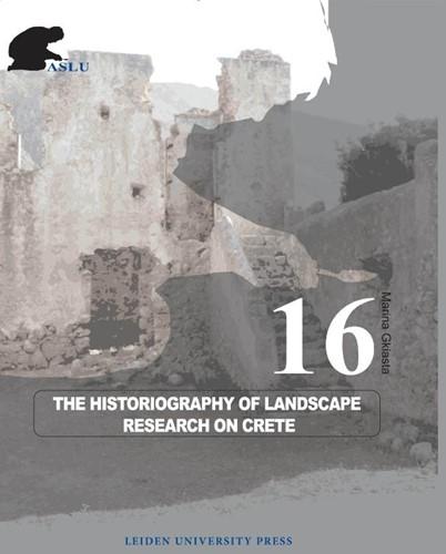 The Historiography of Landscape Research -BOEK OP VERZOEK Gkiasta, Marina
