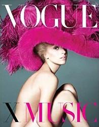 Vogue X Music VOGUE MAGAZINE