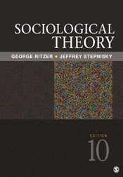 Sociological Theory Ritzer, George