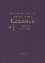 De correspondentie van Desiderius Erasmu -brieven 1252-1355 Erasmus, Desiderius