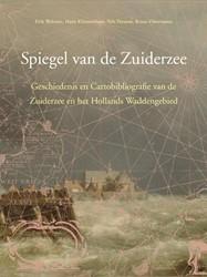 Spiegel van de Zuiderzee -geschiedenis en Cartobibliogra fie van de Zuiderzee en het Ho WALSMIT, E.