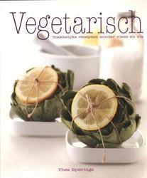 Vegetarisch -makkelijke recepten zonder vle es en vis Spierings, Thea
