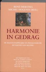 Harmonie in gedrag -de maatschappelijke en pedagog ische betekenis van muziek Diekstra, R.