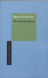 DE LANDJONKER FONVIZIN, D.