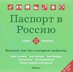 Paspoort voor Rusland -Russisch voor het voortgezet o nderwijs LOUWERSE, N.