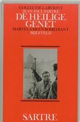 Collectie Labyrint De heilige Genet -martelaar en komediant Sartre, J.P.