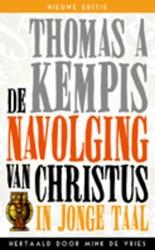 De navolging van Christus in jonge taal Kempis, Th. a