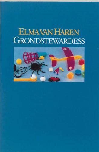 Grondstewardess Haren, E. van