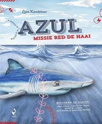 Azul -Missie Red de haai Kandelaar, Lian