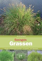 Basisgids Grassen - natuurgids, planteng -grassen, zeggen en russen - he rkenning - 100 soorten Bremer, Arie van den