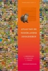 Atlas van de Nederlandse zoogdieren Broekhuizen, Sim