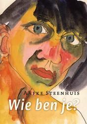 Wie ben je? -dagboeken en zelfportretten Steenhuis, Aafke