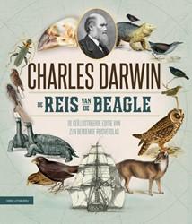 De reis van de Beagle - Charles Darwin -de geillustreerde editie van zijn beroemde reisverslag Darwin, Charles
