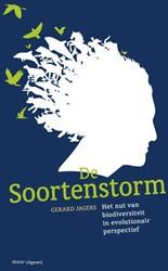 De Soortenstorm - het nut van biodiversi -het nut van biodiversiteit in evolutionair perspectief Jagers op Akkerhuis, Gerard